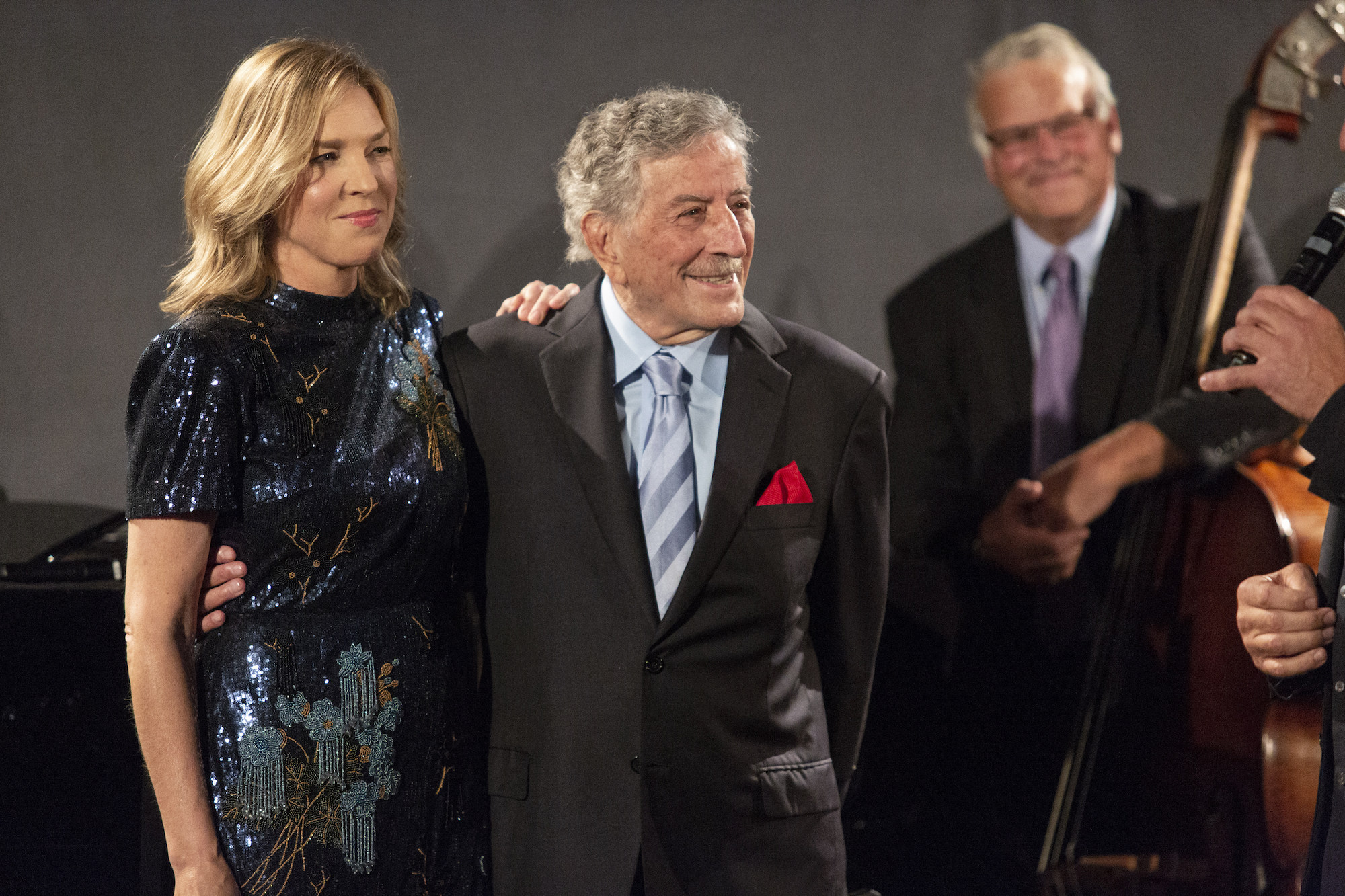 Tony Bennett Achieves GUINNESS WORLD RECORDS™ Title With His New