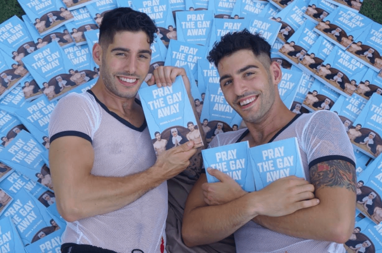 Gay twins video